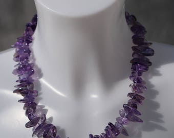 Gwen - Pale Amethyst and 925 Sterling Silver