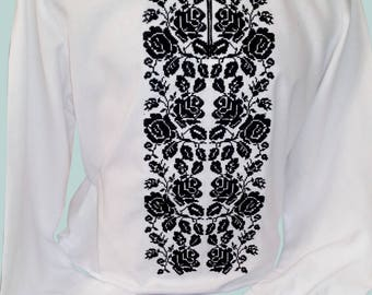 Vyshyvanka for men / Ukrainian shirt / linen shirt men / Made in Ukraine / Vyshivanka / Vishivanka / mens gift / ukranian
