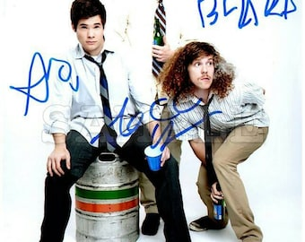 Workaholics signed Cast 8x10 Autograph RP - Great Gift Idea - Ready to Frame and Display photo picture!!