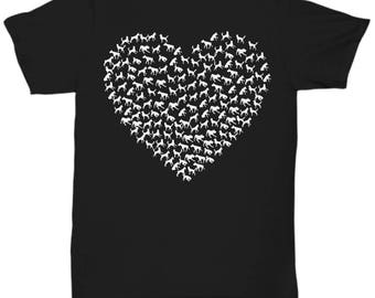 Heart of Dogs Tee