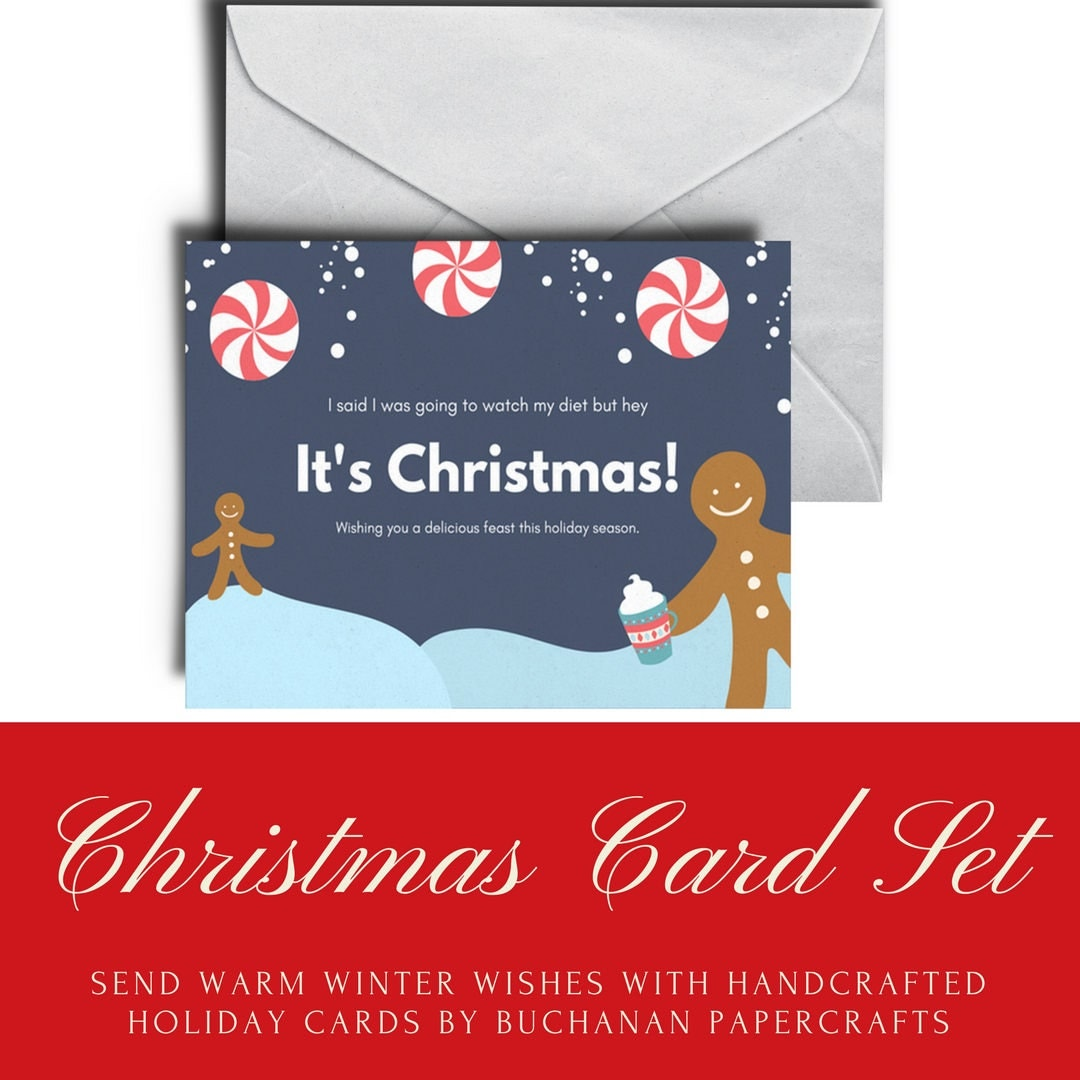 Funny christmas cards christmas card set gingerbread man cards funny christmas cards christmas card set gingerbread man cards ginger bread holiday cards m4hsunfo Gallery
