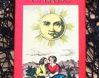 Vintage Tarot Deck ∙ 1JJ Swiss ∙ US Games ∙ AG Muller & Cie Switzerland ∙ Fortune Telling ∙ Divination