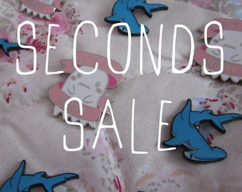 Enaml Pins Seconds Sale