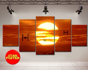 Nice Star Wars Wall Art
