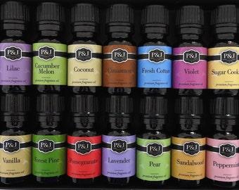 Essential Oil - Scented Oils - Essential Fragrance - Aroma - Diffuser Oil - Aroma Burner Oil - Bath Oil - Air freshener - Essential Oils
