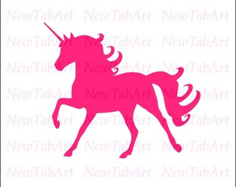 Unicorn head svg Unicorn horn svg Unicorn svg Unicorn birthday svg files for Cricut Silhouette svg png eps dxf  Unicorn cut file unicorn