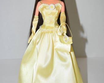 Fashion Avenue's Garden Party Gown
