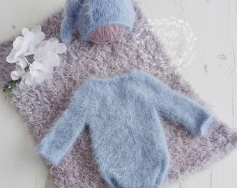 Knit baby boy romper set,Super soft baby romper,Knit romper,Knitted romper,Knit Baby boy outfit,Knitted baby romper,Knit romper,Photo prop