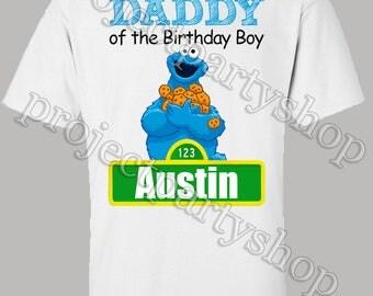 Sesame Street Mom Shirt, Sesame Street Adult Shirt, Abby Cadabby Birthday Shirt, Sesame Street Birthday Shirt, Sesame Street Family Shirts