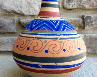 Tlaquepaque water jug