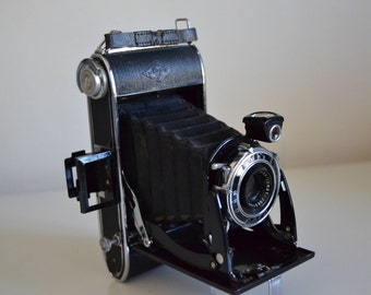 Antique Camera Agfa Billy Record  7.7  1933s