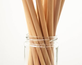 Reusable bamboo drinking straw #plasticfree