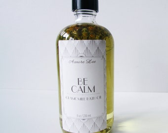 Be Calm, Chamomile Bath Oil