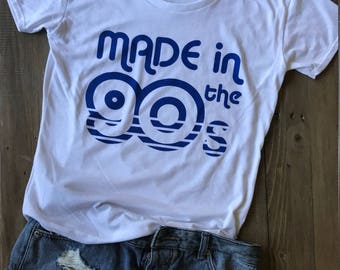 Made in the 90s Relaxed fit Tee