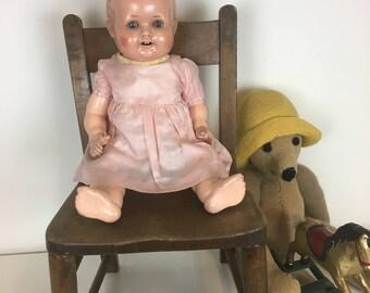 Heinrich Handwerck Antique Composition Doll