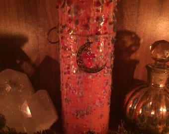 "Magic Candle Candle ""Endless Creativity"" candle magic great Dragon Treasures Magic Wiccan Pagan Gothic"