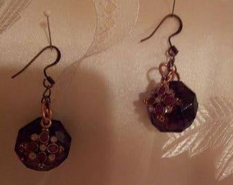 Earrings - wire hooks