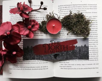 The North Remembers Game of Thrones bookmark