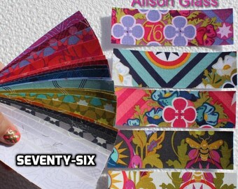 30 Quilter's Washi Tape, Seventy-Six, Alison Glass, planner, washi tape