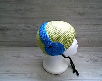Crochet hat for boys