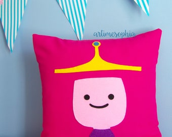 Pillow Princess Bubblegum from Adventure Time with Finn and Beemo