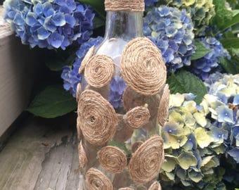 Wine Bottle Decor Accent