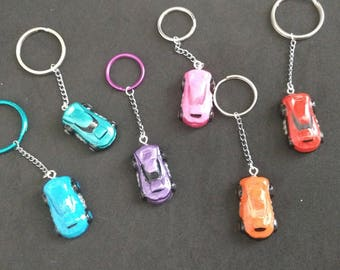 Car Key Chains 100% Clay No Filler
