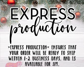 Express Production