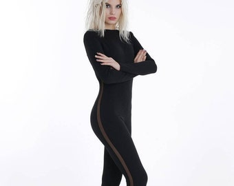Full Bodysuit Black