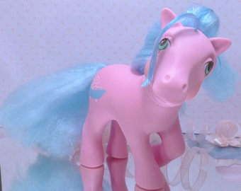 SWEET SUDS~*My Little Pony*~*G1~Perfume Puff Ponies~Year 7