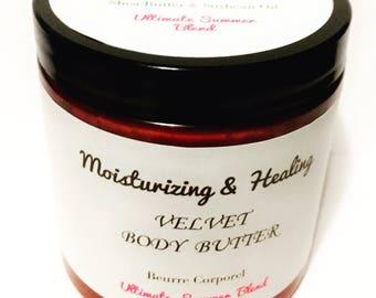 Velvet Body Butter (Summer Edition )