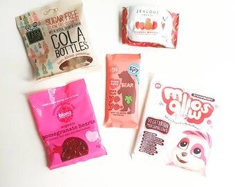 Vegan Gluten Free Goody Bags