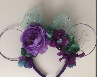 Little Mermaid Princess Ears