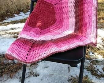 Valentines Baby Blanket