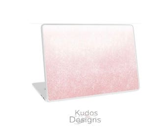 Pink Macbook Skin, MacBook Pro Skin, MacBook Air, Laptop Skin, Millennial Pink, Cute Laptop Skin