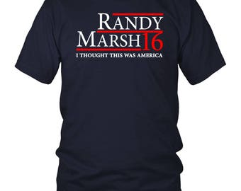 """Randy Marsh """"I Thought This Was America"""" Shirt"""