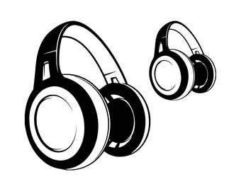 headphone clipart