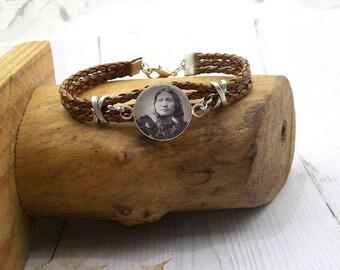 "Native American ""Plains Indian"" style bracelet"