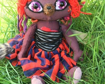 One of a Kind, Rag Creature, Doll