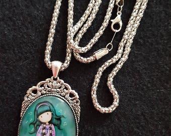 Necklace / collar Gorjuss
