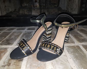 New Orleans Saints Heels