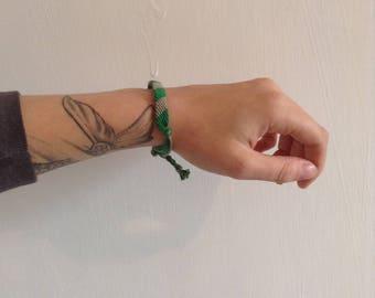 Harry Potter, Slytherin bracelet