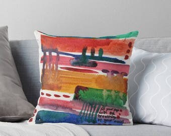Fill Your Page - Cushion/Pillow