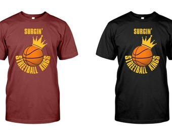 Streetbal Kings Magic City Surge Surgin ABA T Shirt