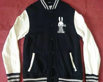 CUNE streetwear jacket varsity 2012-2013 season