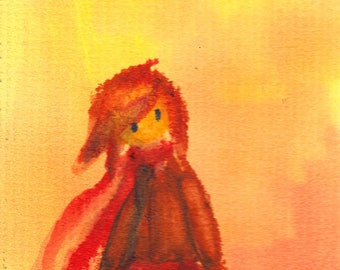 Red's Sunset - Original