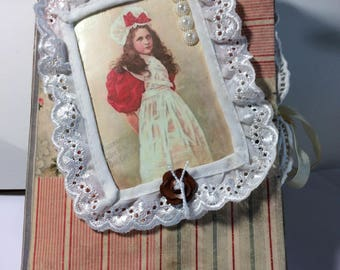 Custom Sewing Themed Junk Journal