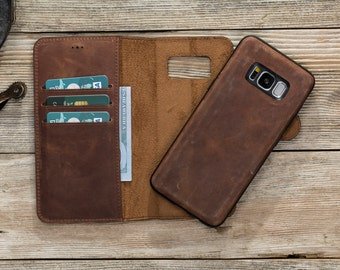 Samsung Galaxy S8 Case, S8 Case, S8 Plus Case, Samsung Galaxy S8 Leather Case, Samsung Galaxy S8 Leather Wallet Case, Samsung Galaxy S8 Case