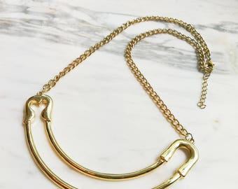 Pin Necklace-N14