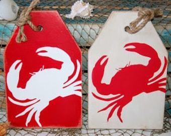 Crab Tags
